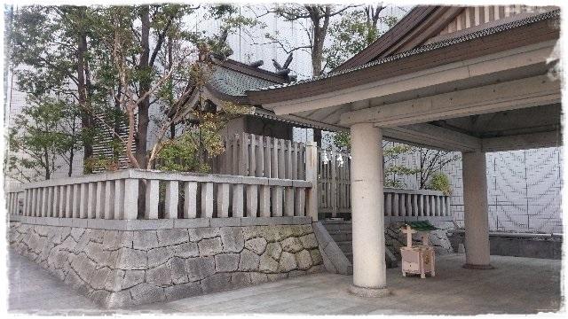 二荒山神社・下之宮