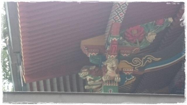 樺崎八幡宮本殿