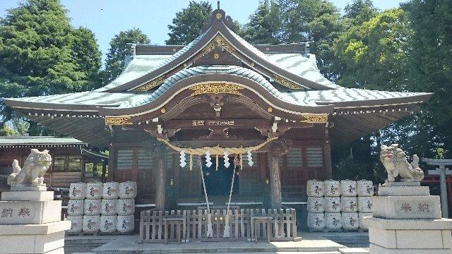 神峰神社(里宮)