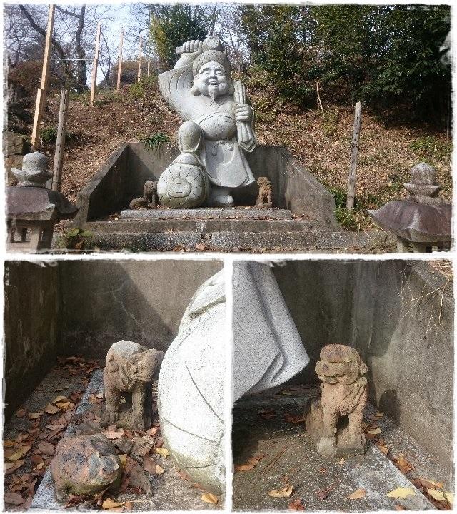 八雲神社(緑町)・大黒様