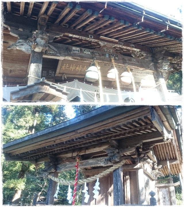大神神社拝殿・神宮