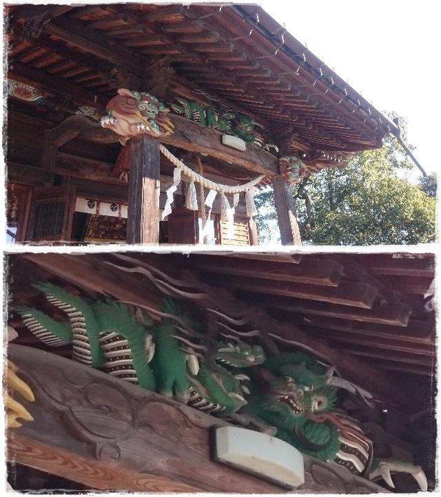 人丸神社・拝殿