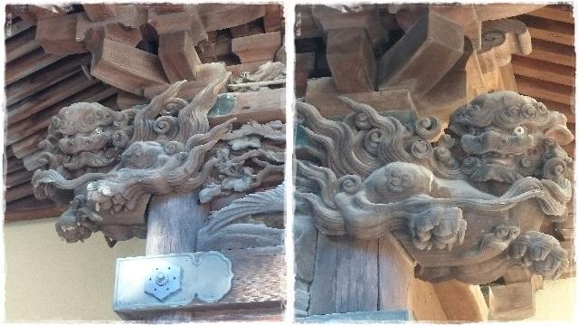 古峯神社・外拝殿