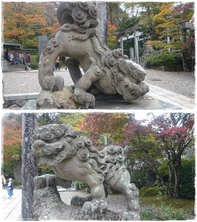 古峯神社・狛犬5