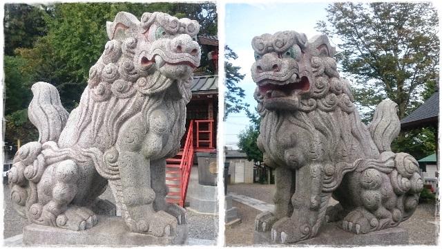 今宮神社・狛犬2