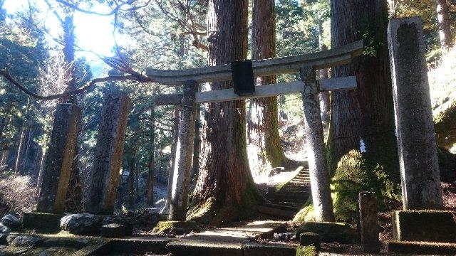 加蘇山神社・本殿