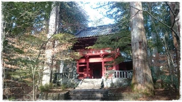 二荒山神社別宮(滝尾神社)