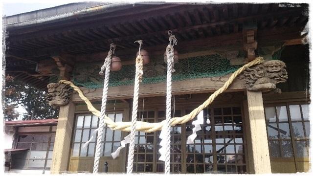 報徳二宮神社拝殿