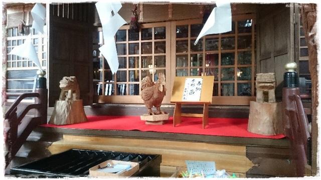 高靇神社狛犬4