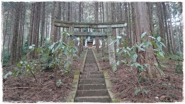 高靇神社奥の院
