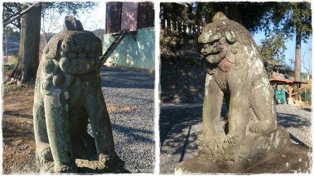 賀茂別雷神社狛犬