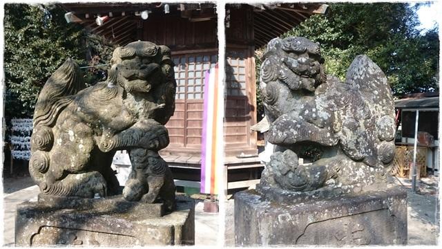 星宮神社・狛犬