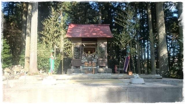 岩戸別神社・本殿