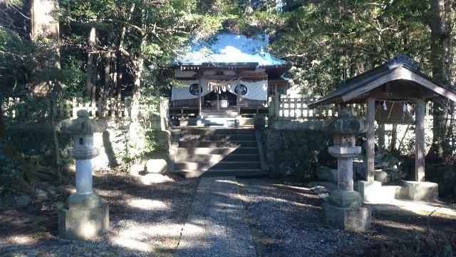 健武山神社