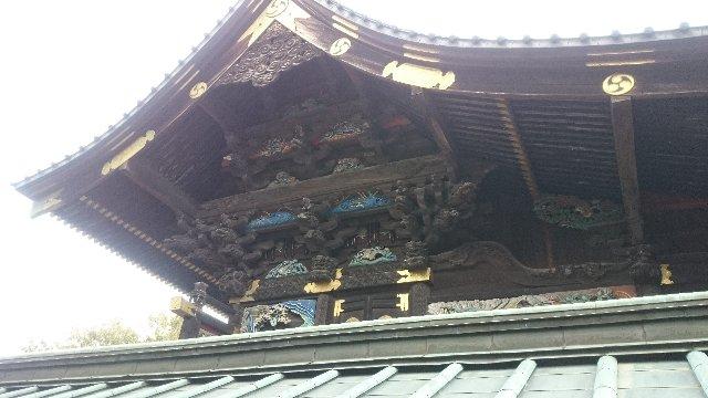 雷電神社・本殿