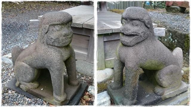 雷電神社・八幡宮