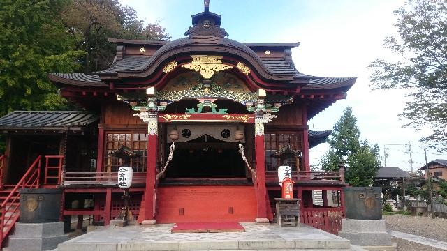 今宮神社拝殿