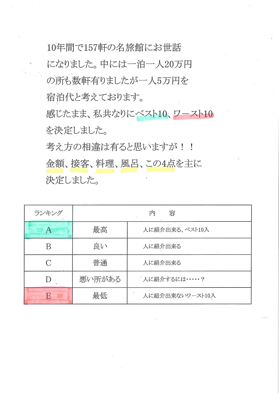 ランキング改訂版2