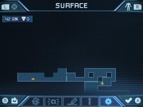 メトロイド サムスリターンズ® SURFACE-3