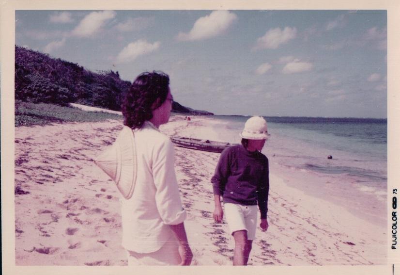 75年 聖徳の浜