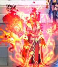 燃やしすぎた