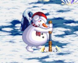 雪だるま7