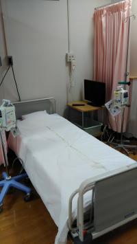 化学療法個室