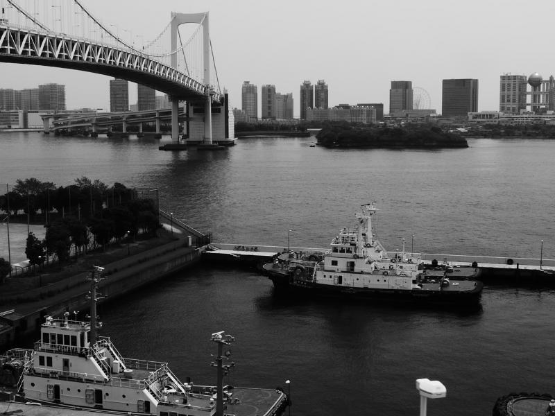 東京湾 船