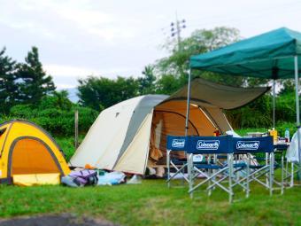 キャンプ場1
