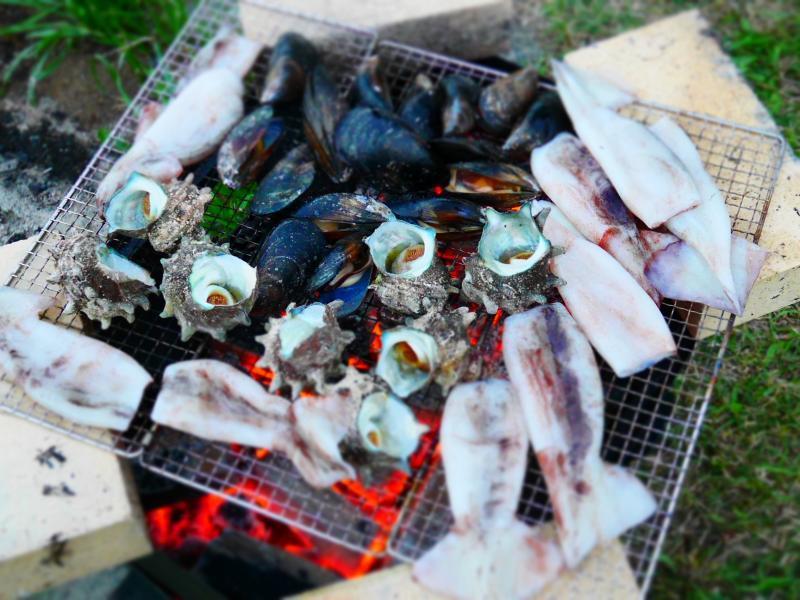 BBQ魚貝