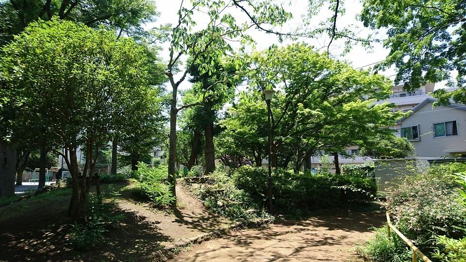 20160704 DSC_4188s大井公園内古墳