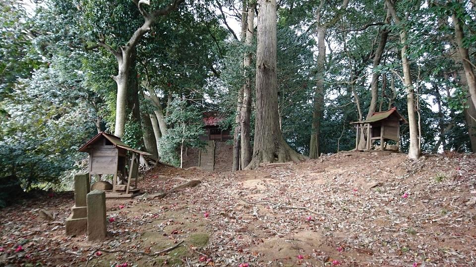 熊野古墳前方部