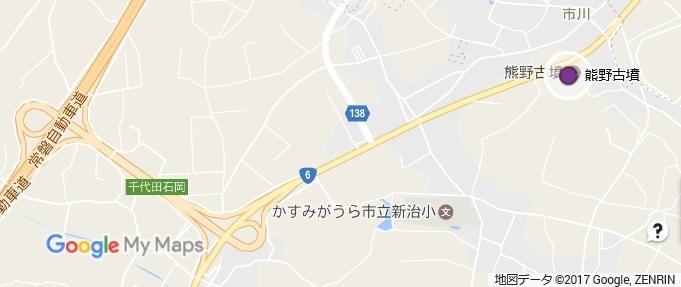 熊野古墳地図