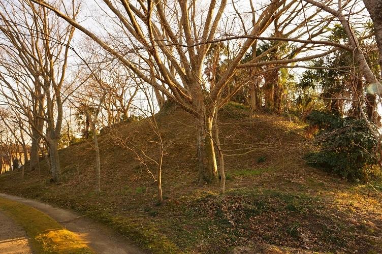 東福寺(三枚塚)古墳
