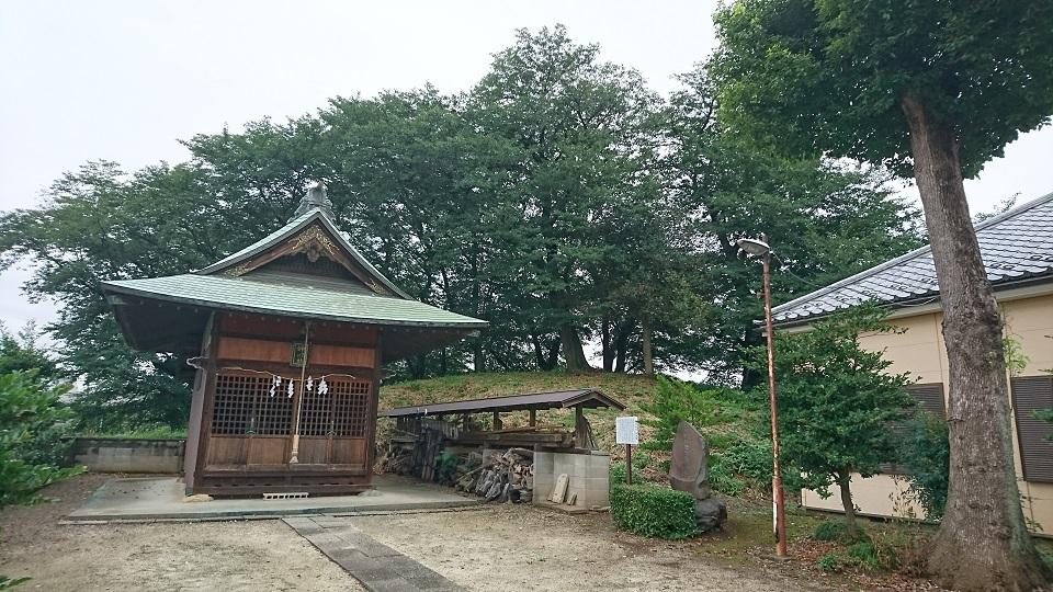 浦和神明神社
