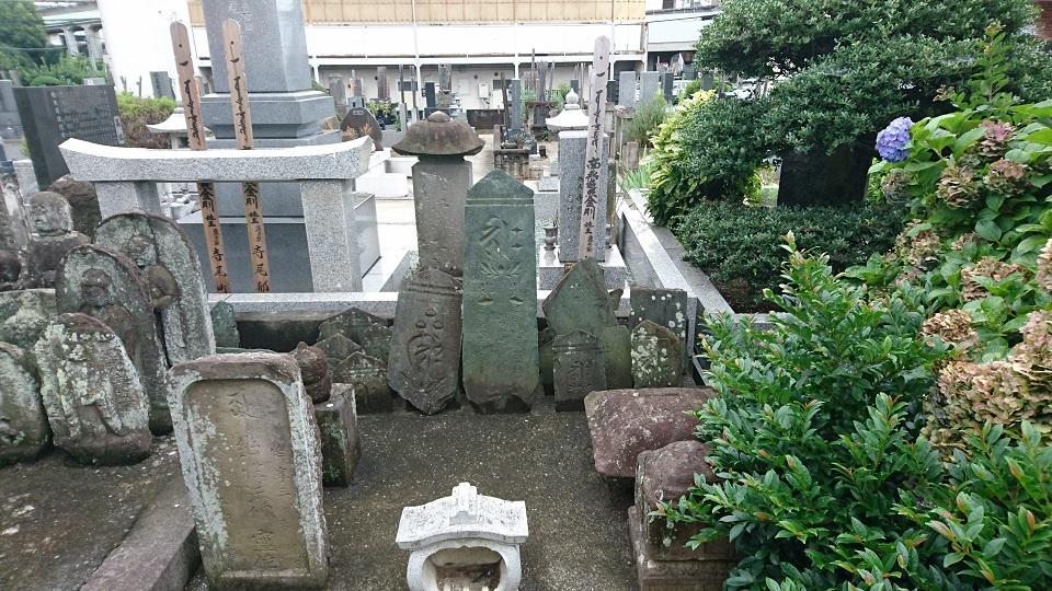 浦和東福寺板碑
