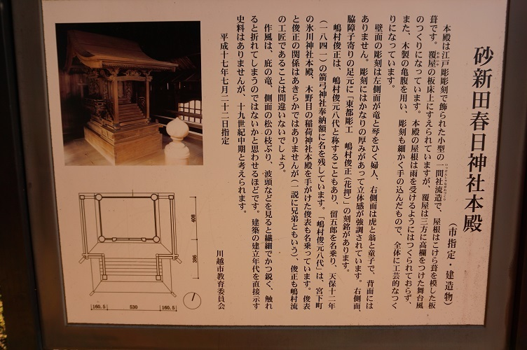 川越砂新田春日神社05