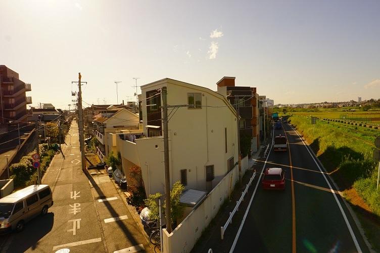 02 丸子橋袂