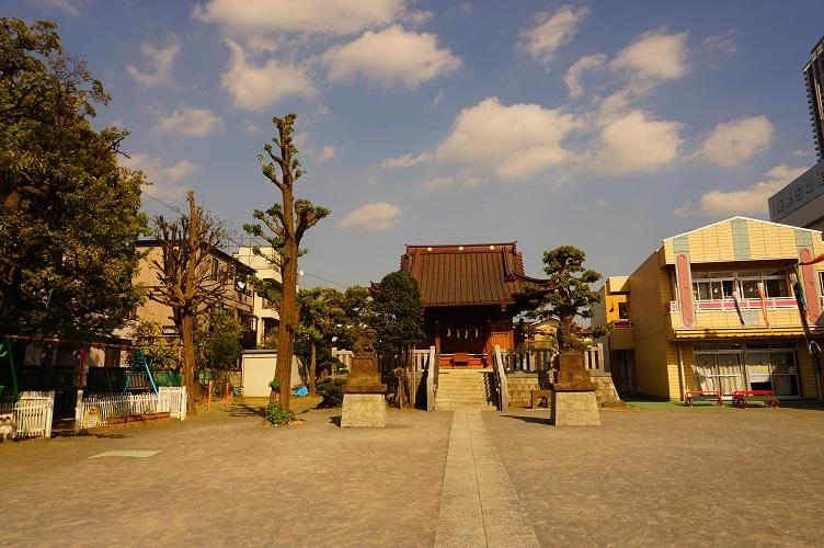 02 鹿島大神社殿