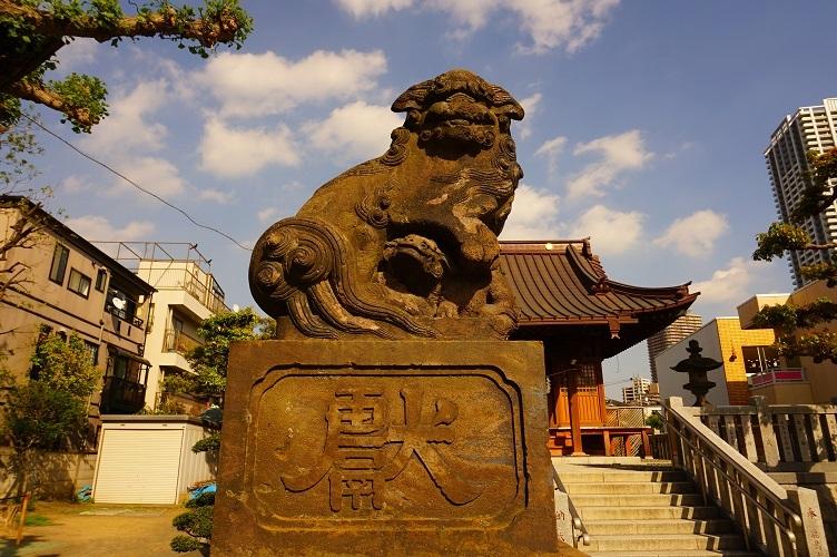 03 鹿島大神狛犬