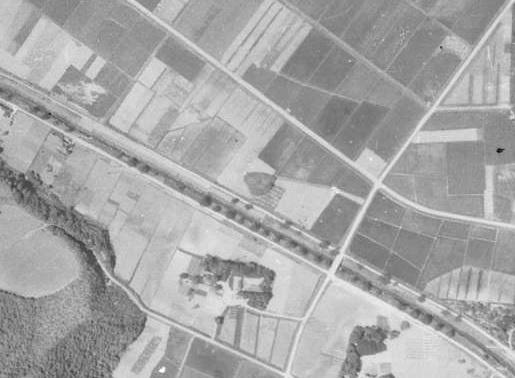 国土地理院空中写真19470709_USA-M371-95を拡大
