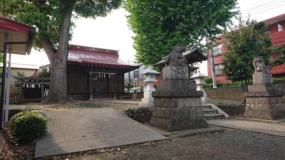 09 府中春日神社(4-H)