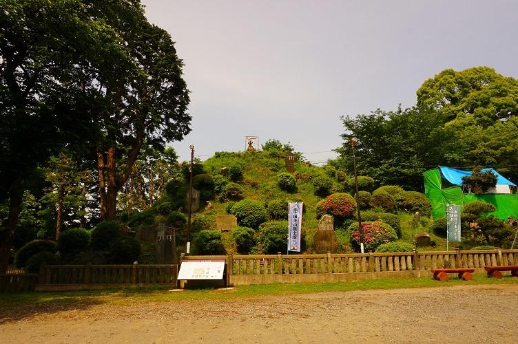 04 田子山富士塚