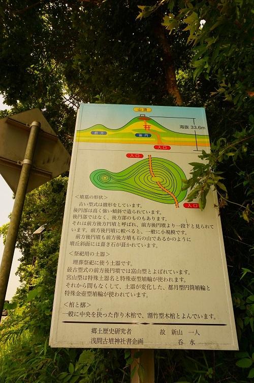 04 潮来浅間塚古墳解説
