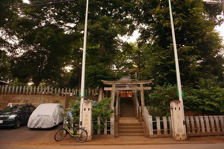 08 川越藤間諏訪神社