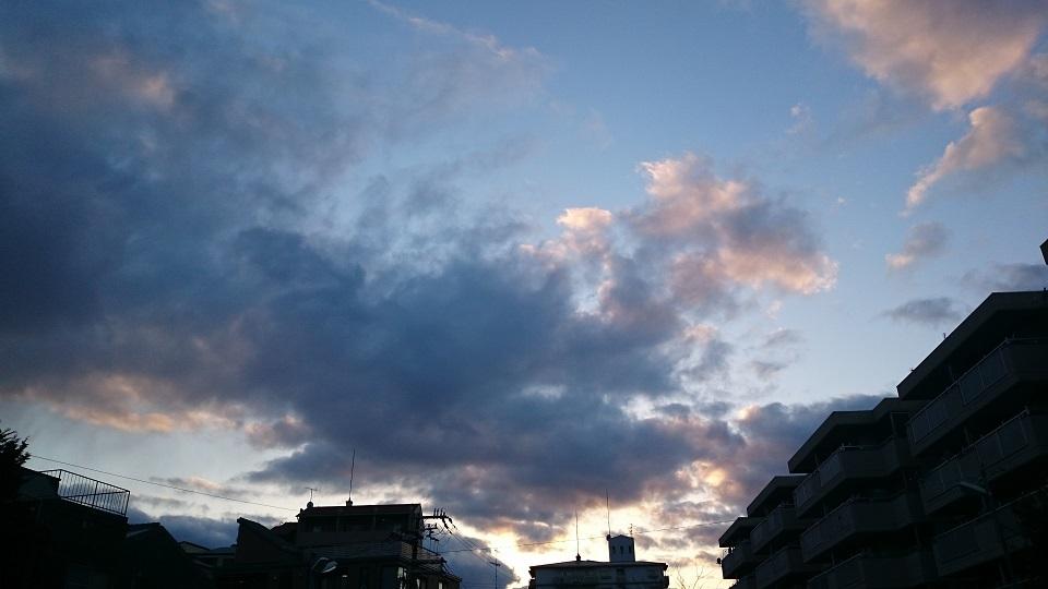 04 大阪歌島夕景