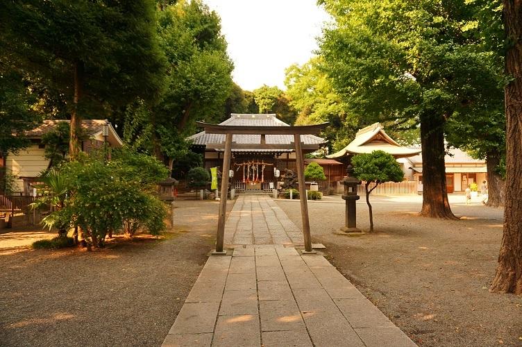 01 上中里平塚神社