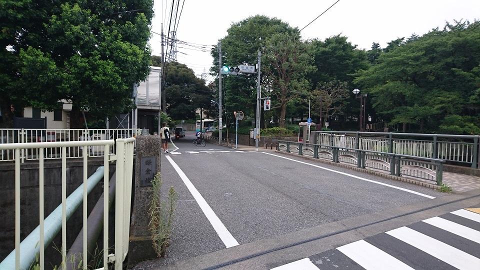 13 杉並塚山公園前鎌倉街道