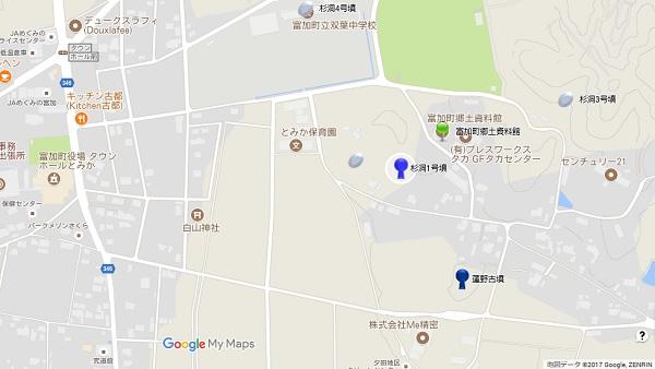富加町地図①