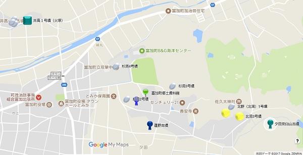富加町地図②